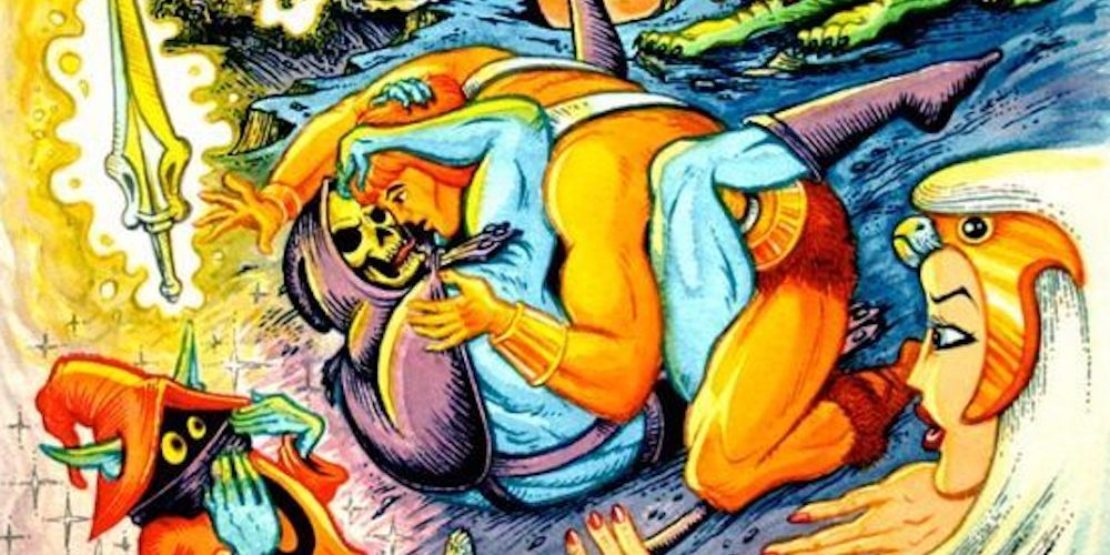 Was the Cartoon 'He-Man' Really About Conservative Gay Men and HIV in the 1980s?