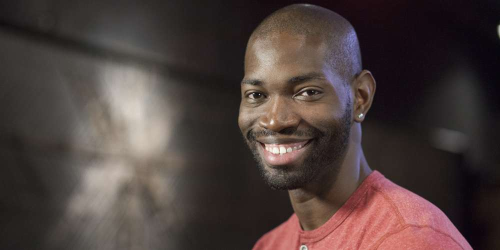 The Gay Playwright Who Co-Wrote 'Moonlight' Has a New Work Premiering on Broadway