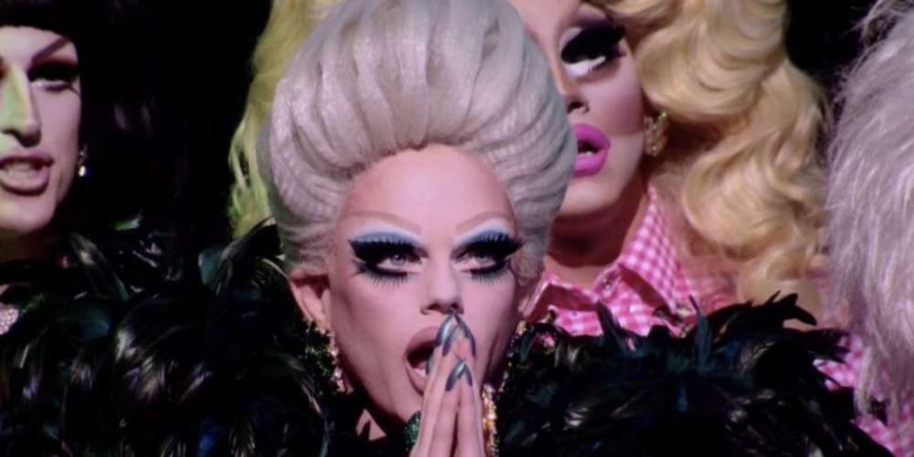 Aja's Amazing 'All Stars 3' Death Drop Has Spawned Our New Favorite Meme