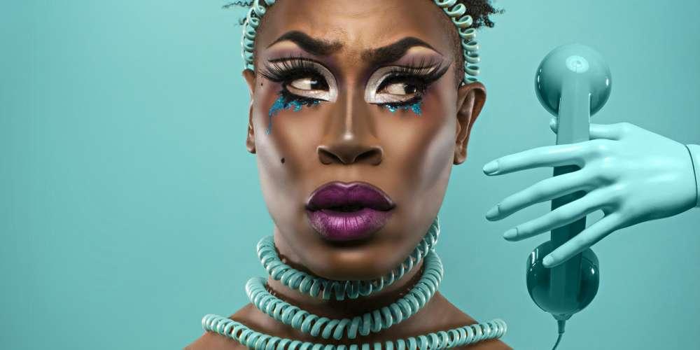 Reinforcing a Fantasy:David Ayllon's Drag Queen Portraits Tackle Important Queer Narratives