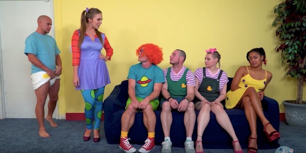 The Porn Parody You Never Wanted, of Nickelodeon's 'Rugrats,' Is Officially Here (Video)