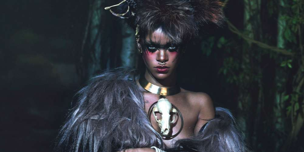 This African Religious Group Wants Rihanna Banned Because She's a Gay Illuminati Witch