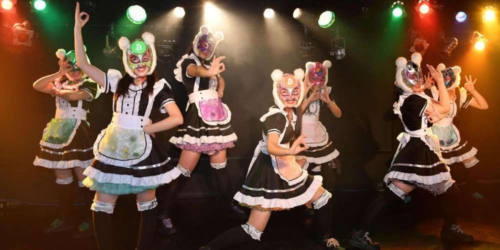 Cash in With the Virtual Currency Girls, Japan's Bizarre Bitcoin-Based Pop Group