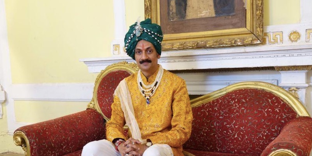 India's Only Openly Gay Prince Has Promised to Turn His Palace Into an LGBTQ Center