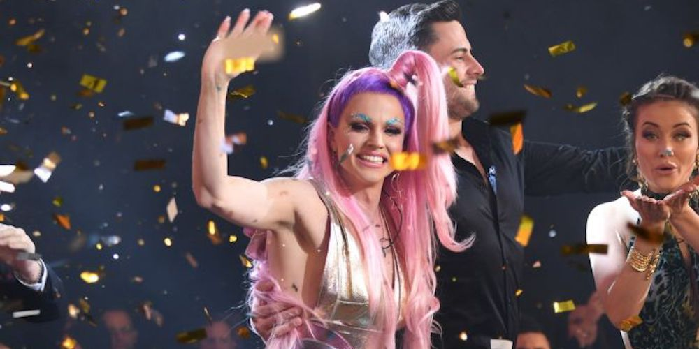 Courtney Act Is the First Drag Queen to Be Crowned the Winner of 'Celebrity Big Brother'