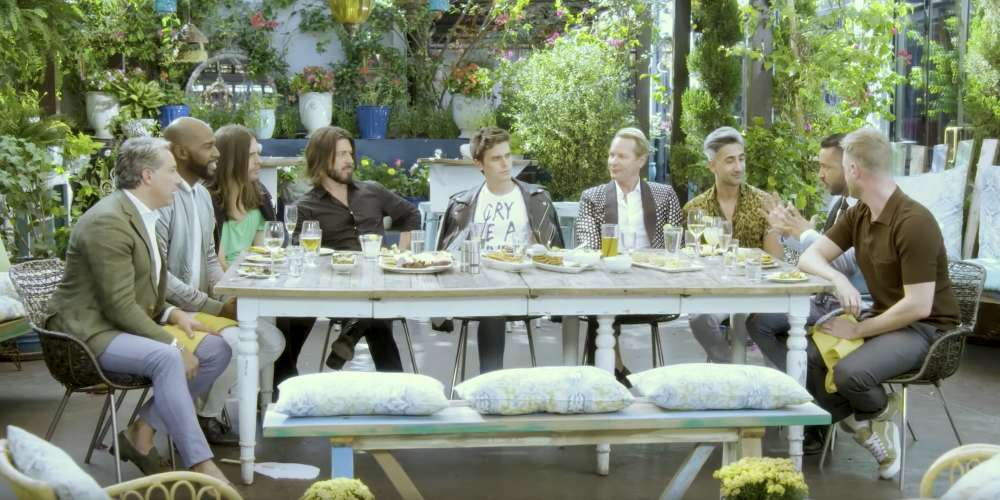 In 'Queer Eye Kiki,' the Original Fab 5 Meet the New Batch From the Netflix Reboot
