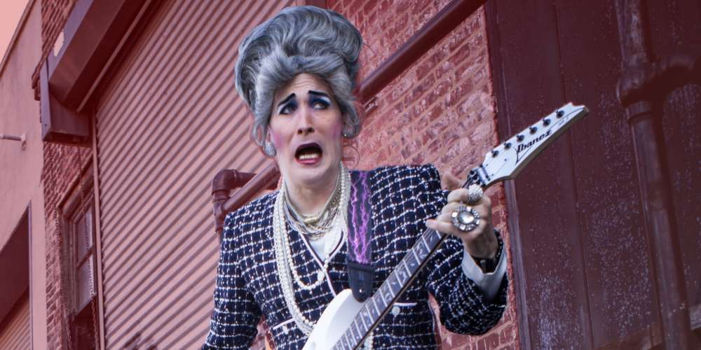 This Video About the History of Guitar Shredding Comes Courtesy of the First Lady of Shred