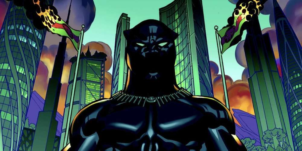 A Brief 75-Year History Lesson on Black Superheroes in Comic Books