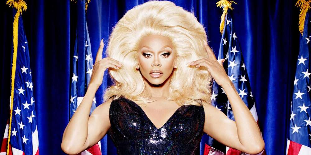 RuPaul's 'Entertainment Weekly' Cover Just Beat Out 277 Other Magazines for a National Award