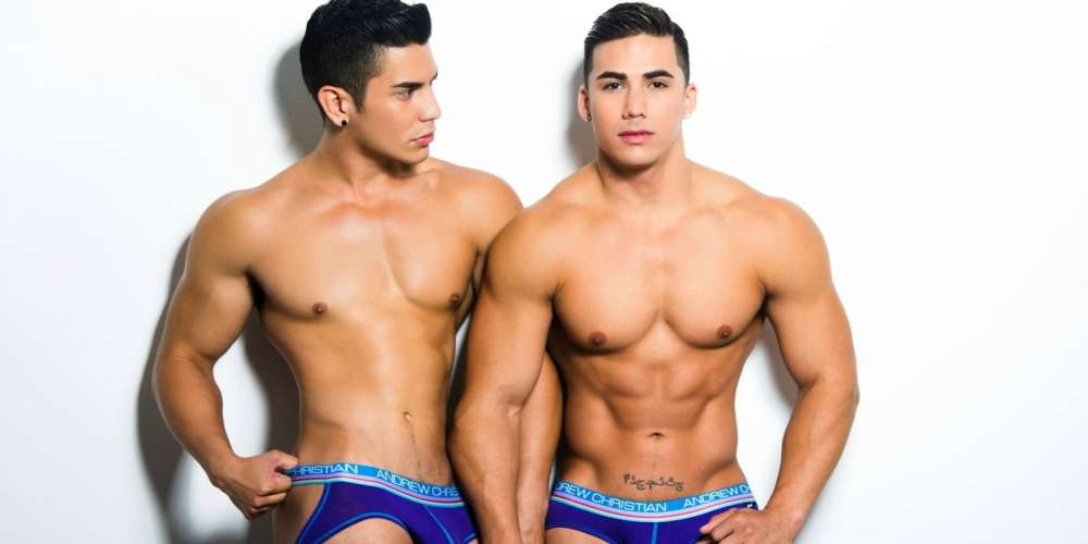 Andrew Christian Suspends Porn Star Topher DiMaggio Amid Sexual Assault Allegations