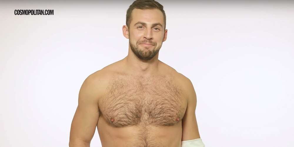 Watch These 10 Sexy Winter Olympic Athletes Strip Down and Deliver Horrible Come-Ons