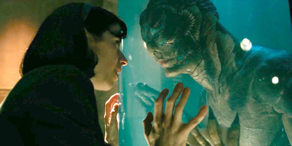 If You Wanted to Have Sex with the Fish-Man from 'The Shape of Water,' Now's Your Chance