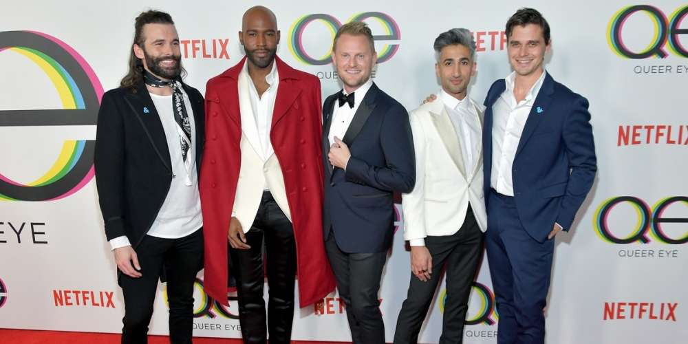 Hornet Exclusive: The Stars of Netflix's 'Queer Eye' Talk About Bringing Heart to the Heartland