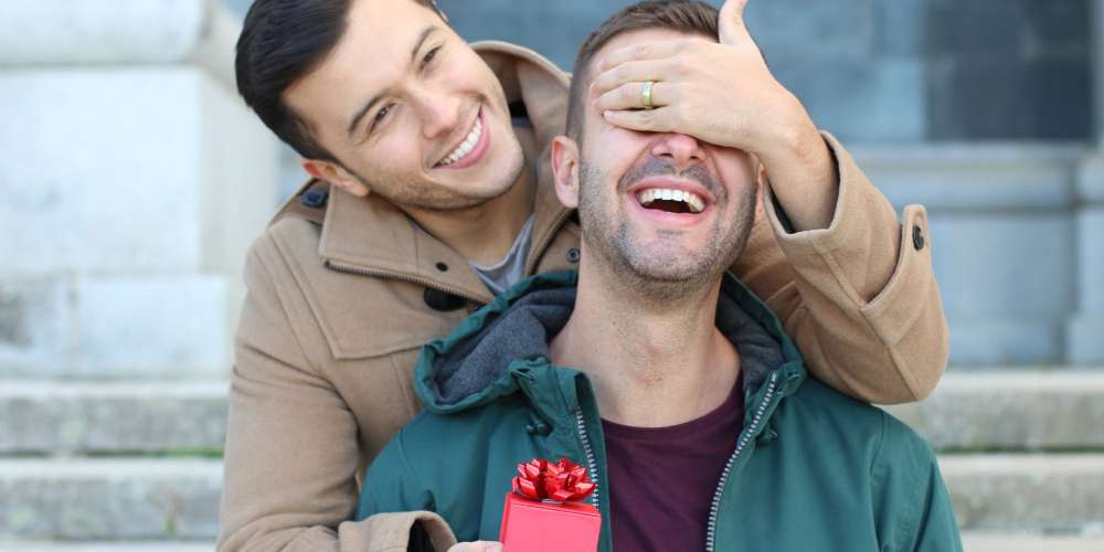 Forget the Flowers and Chocolate and Give Your Man One of These Truly Gay Valentine's Day Gifts