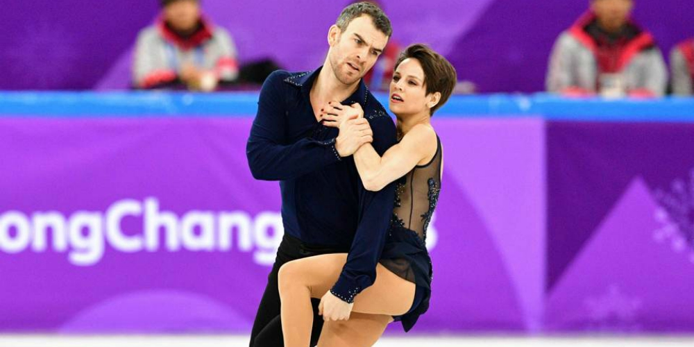 Canadian Eric Radford Just Became the First Openly Gay Man to Win Gold at the Winter Olympics