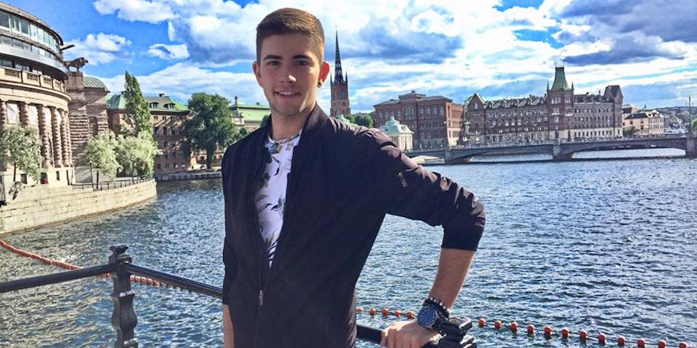 Mr. Gay Belgium is Speaking Out After Being Gay Bashed Last Friday Night