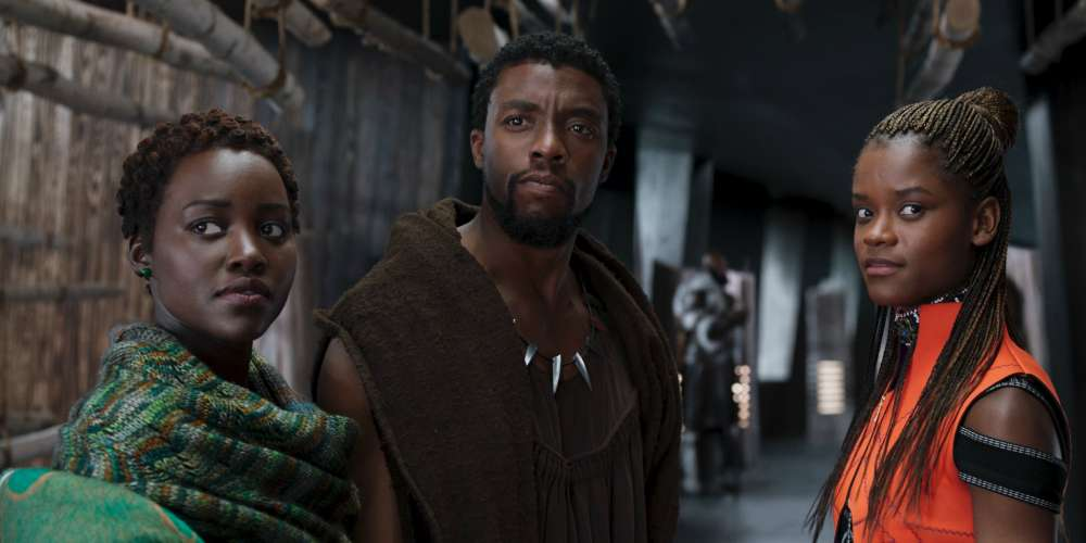 The First Script for the 'Black Panther' Movie Included a Gay Romance