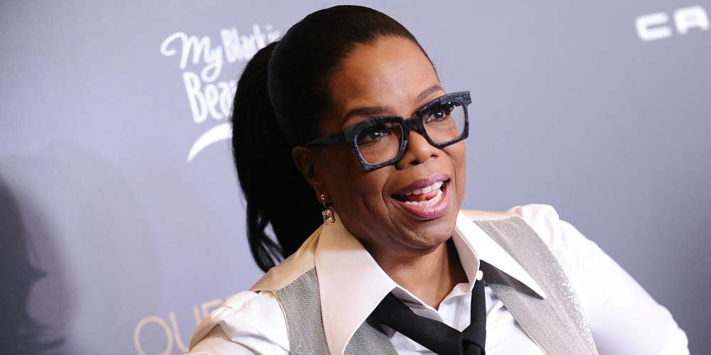 Oprah Isn't Running for President But Reveals Many 'Wealthy Men' Were Ready to Back Her