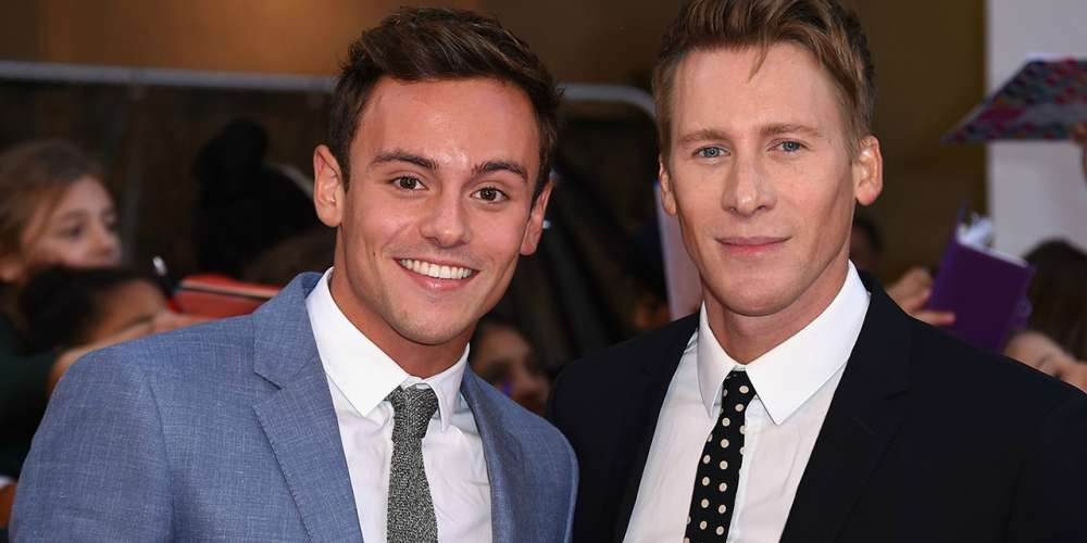 Homophobic Columnist Slams Tom Daley and Dustin Lance Black's Decision to Have a Baby