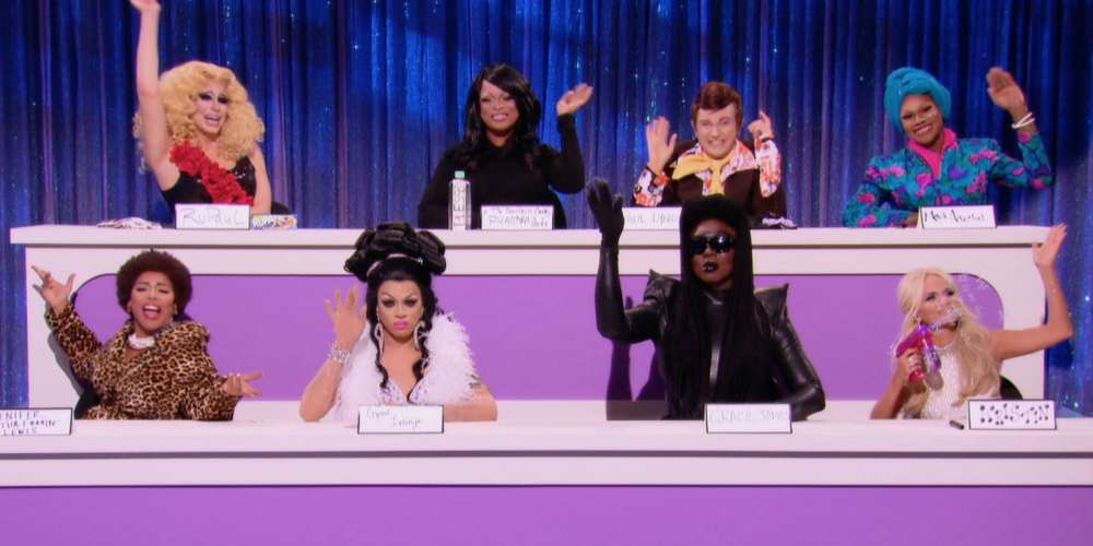 This Bonus Footage From Last Night's 'All Stars' Edition of Snatch Game Is Funny AF
