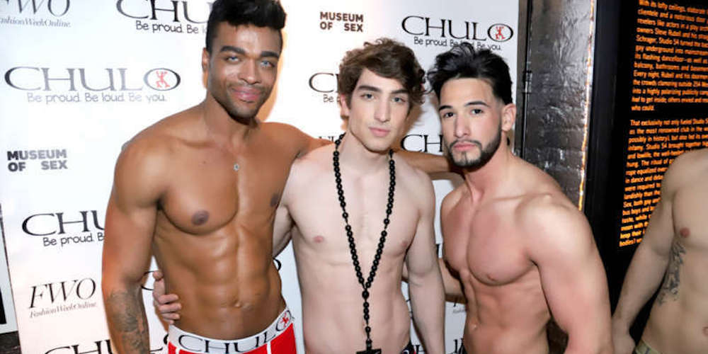 #ThisWeekInThirst: The 'Drag Race Thailand' Pit Crew, L.A. Go-Go Boys, Soccer Schlong and a Furry Olympian