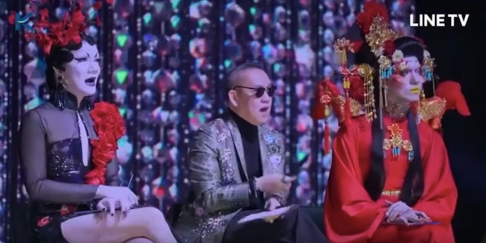 Prepare to Gag on All the Sickening Runway Looks From the First Episode of 'Drag Race Thailand'