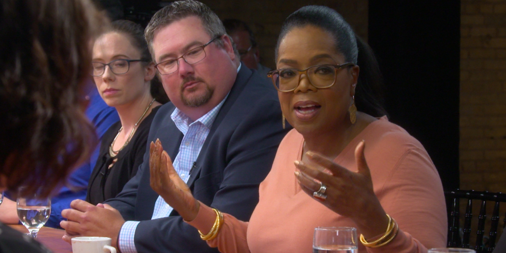 The World Claps Back After Donald Trump Tries to Come for Oprah Winfrey on Twitter