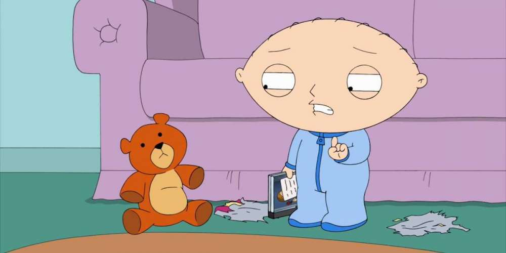 This March, Stewie From 'Family Guy' Will Finally Come Out as Gay (Probably)