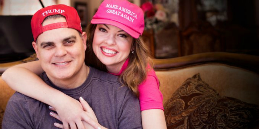 The Face of That Anti-Gay Trump Dating Site Is a Convicted Child Molester
