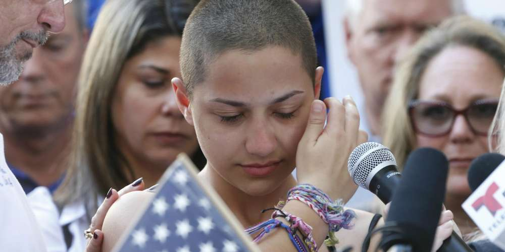 Parkland Student Emma González Also Happens to Be President of Her School's Gay-Straight Alliance