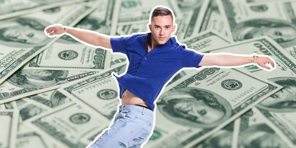 Put Adam Rippon Everywhere: 5 Brands That Should Sponsor Our Favorite Olympian Immediately
