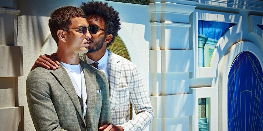 Don't Be Dumb at Brunch: A Homophobic Reverend Gone, Sexy Gay Love From Suitsupply