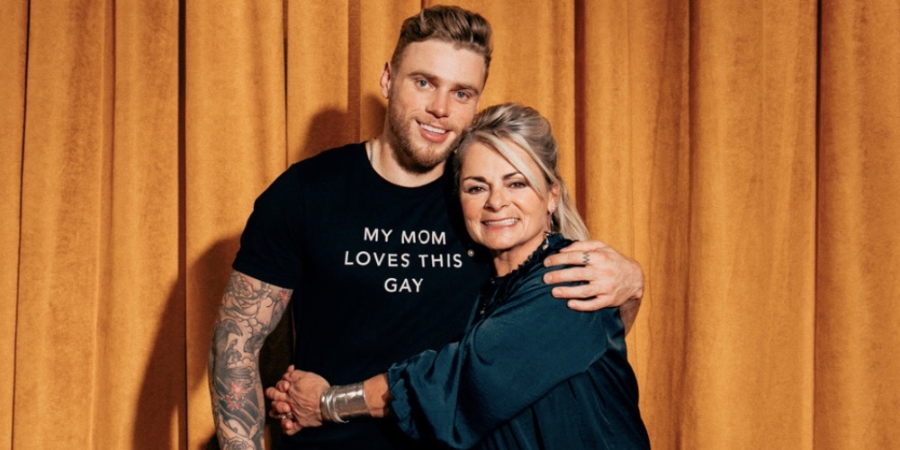You Have to Read This Beautiful Tribute Gus Kenworthy's Mom Wrote to Her Gay Olympic Son