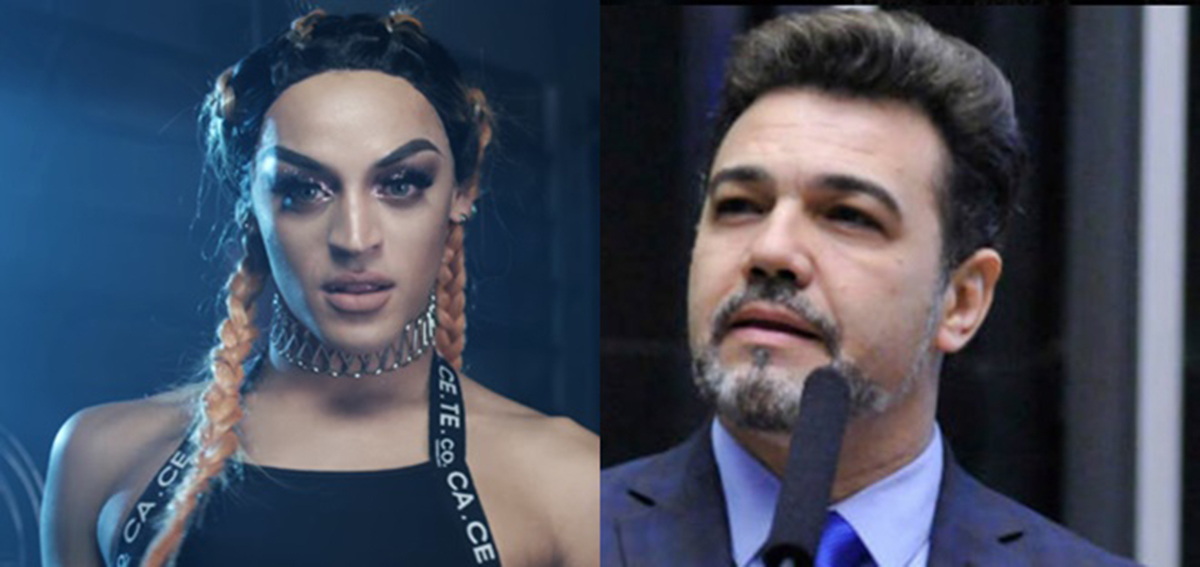 Marco Feliciano ataca Pabllo Vittar e afirma existir bancada LGBT no Congresso