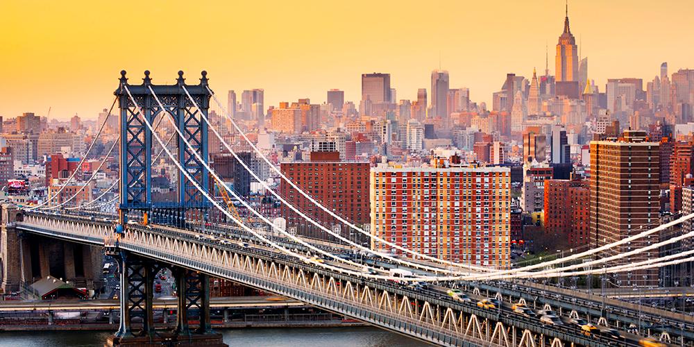 ไกด์เที่ยวนิวยอร์คจาก Hornet