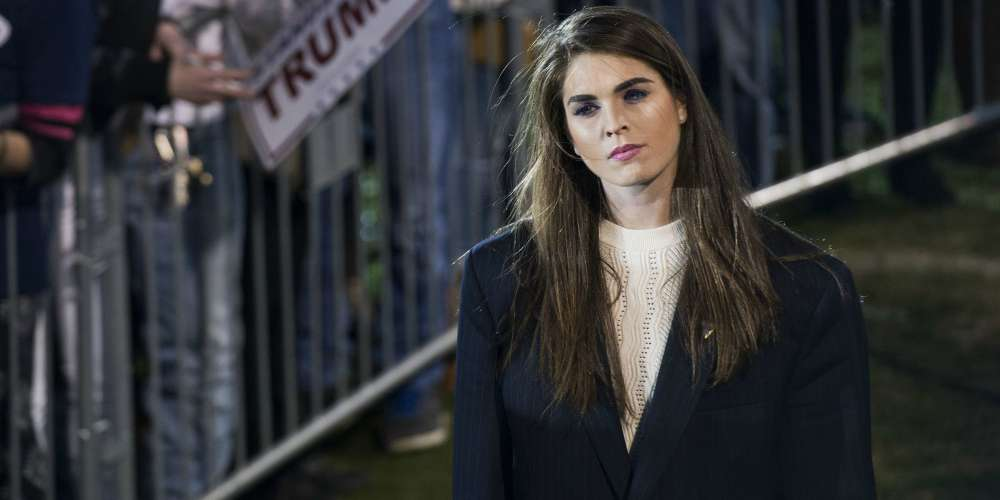 5 Things You Should Know About Trump Communications Director Hope Hicks