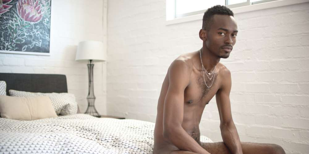 These 12 Pics of Sexy, Gay Men From Cape Town Reveal a City Still Healing From Its Racist Past