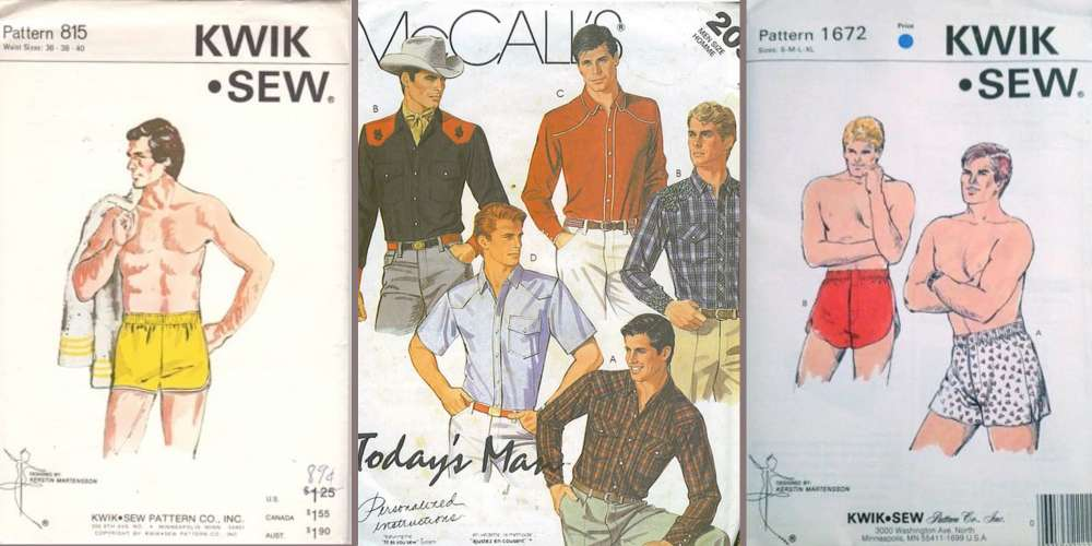 This Wiki Lets You Browse Over 83,000 Vintage Sewing Patterns From the 1800s to the 1990s