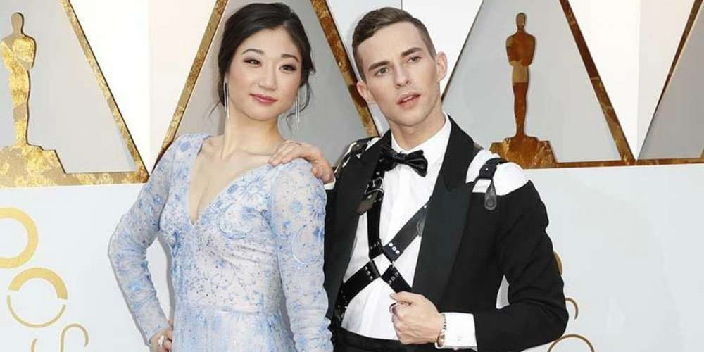 Adam Rippon Responds to Leather Harness Haters, and Cher Replies
