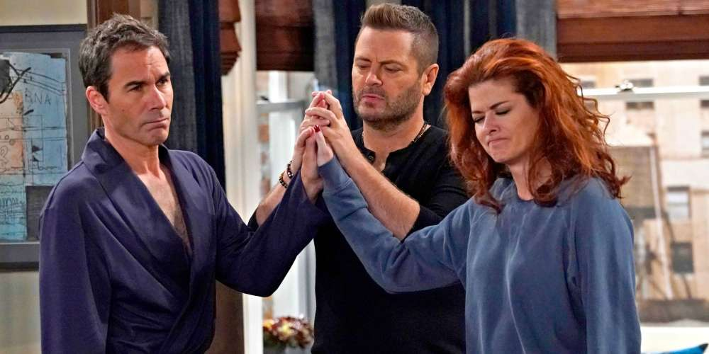 Conservatives Are Fuming Over This 'Will & Grace' Joke