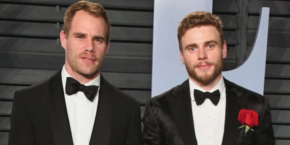 Gus Kenworthy Posted a 'Missed Connections' Ad for a Foursome With This Sexy Gay Power Couple