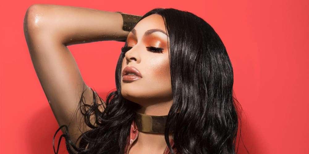 Tatianna Just Had a Deranged 'Drag Race' Fan Threaten to Throw Acid in Her Face