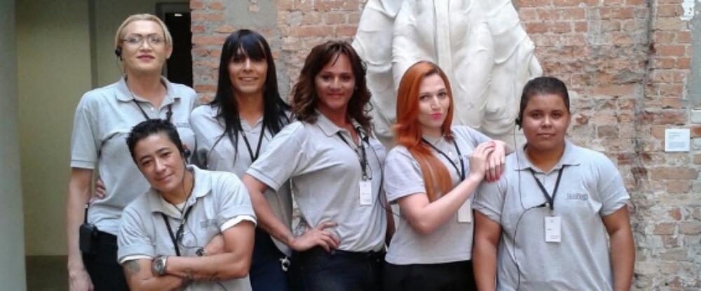 Pinacoteca do Estado de São Paulo contrata seis pessoas trans para seu quadro