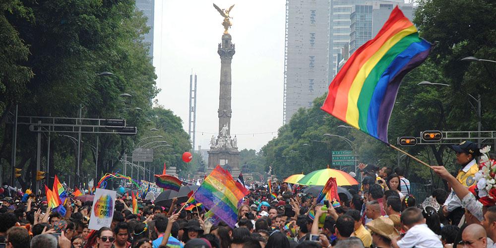 Según un Nuevo Estudio, México Está muy por Delante de los Estados Unidos en Derechos LGBT