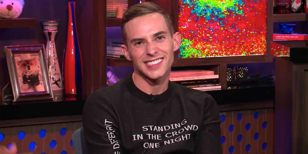 Adam Rippon Dishes on Johnny Weir Drama: 'He May Be Jealous of Me'