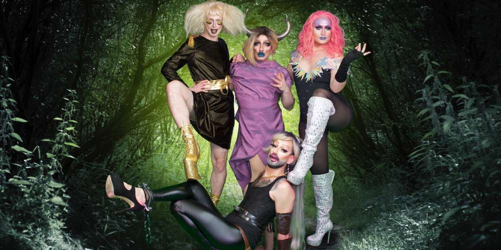 The First Season of This Drag D&D Podcast Has Dropped, Featuring Fierce Queens Who Literally Slay