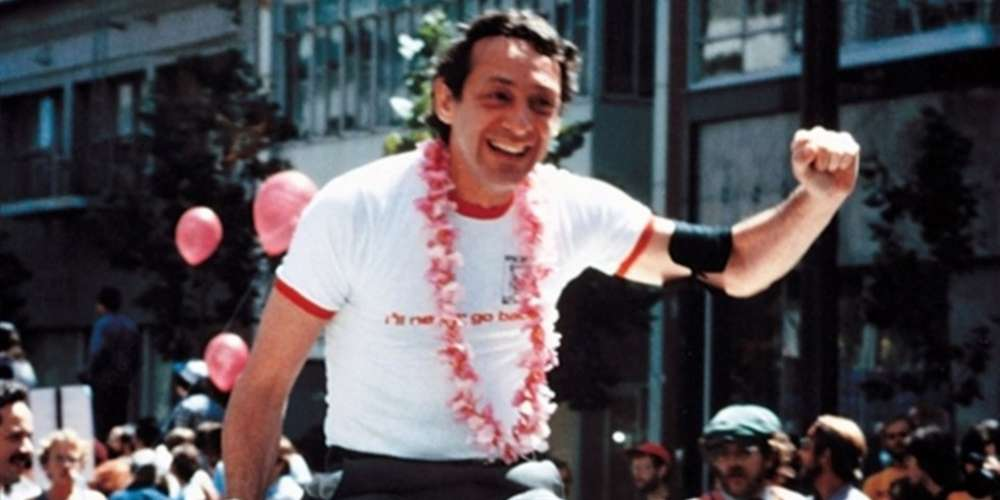 A Harvey Milk Biography Is Kicking Off a New Comic Book Series on LGBTQ History