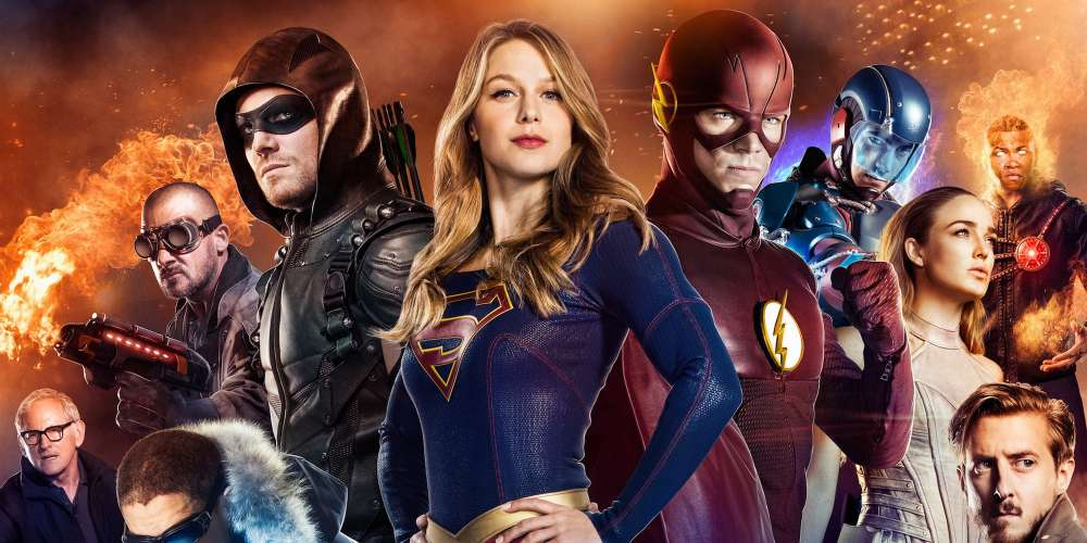 Superheroes on TV: Here's a List of Every DC Show You'll Find on Television Today