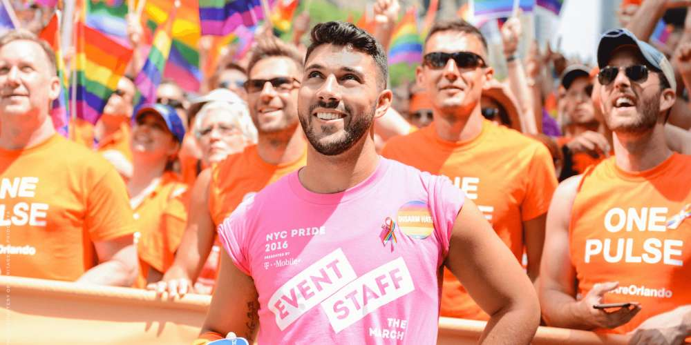 NYC Pride Is Changing Its Parade Route, and Here's Why