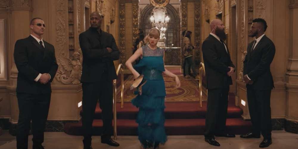 Este Sexy Actor Porno Gay es Protagonista en el Nuevo Video de Taylor Swift, 'Delicate'